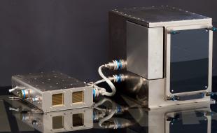 L'imprimante 3D en impesanteur (avec l'aimable autorisation de Made in Space, Inc.).