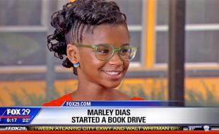 Marley Dias. (Photo par le biais de Fox News.)